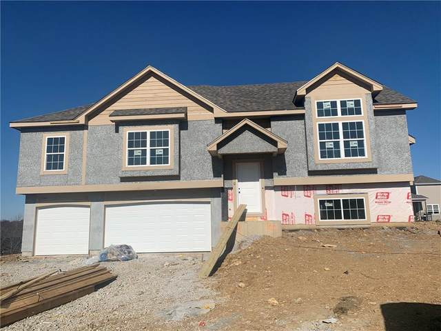 1001 SE Wood Ridge Court, Blue Springs, MO 64014 (#2251038) :: House of Couse Group