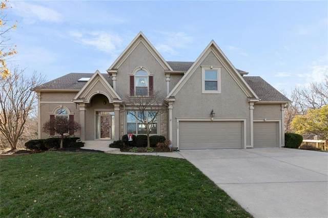 7135 Oakview Street, Shawnee, KS 66216 (#2254801) :: House of Couse Group