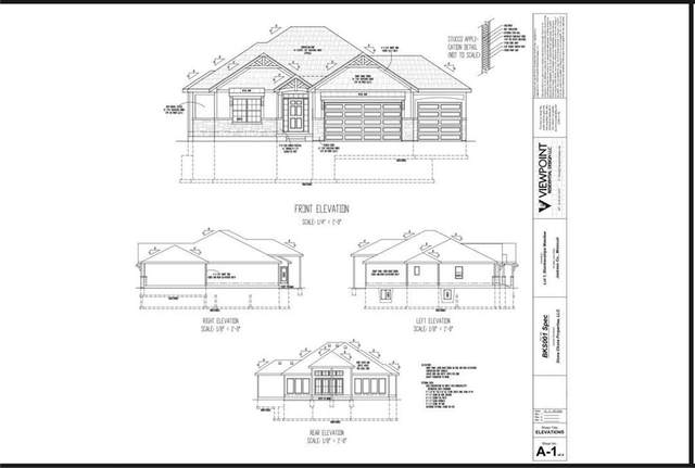 28612 E Ryan Tract 1 Road, Blue Springs, MO 64014 (#2254967) :: House of Couse Group