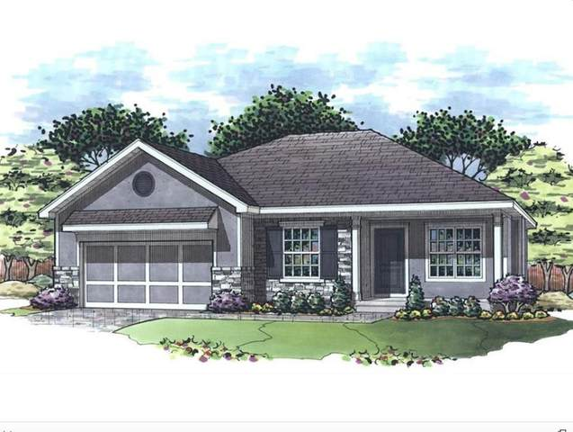 19704 W 197th Street, Spring Hill, KS 66083 (#2255125) :: House of Couse Group