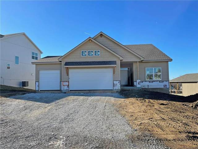 1717 Homestead Drive, Liberty, MO 64068 (#2255395) :: House of Couse Group
