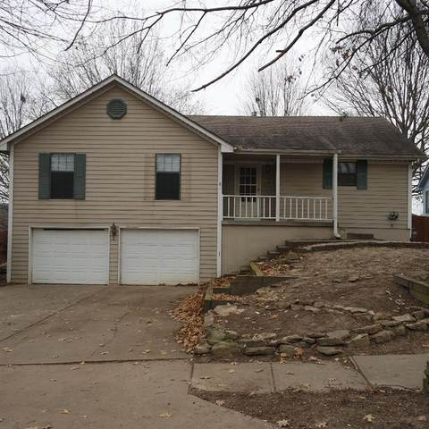 5821 Marion Avenue, Kansas City, MO 64133 (#2256580) :: Audra Heller and Associates