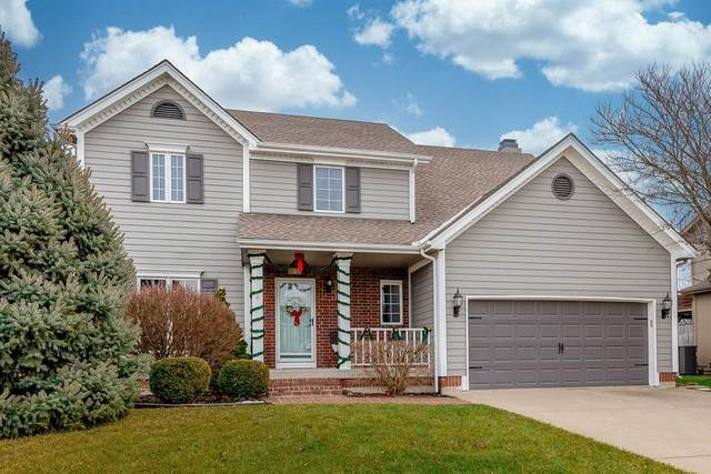 279 SE Sumpter Court, Lee's Summit, MO 64063 (#2257159) :: Ask Cathy Marketing Group, LLC