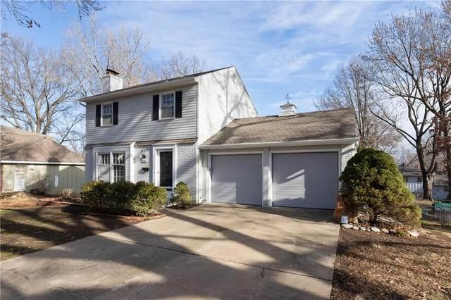 9617 Eby Street, Overland Park, KS 66212 (#2257473) :: House of Couse Group