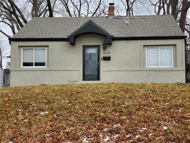 6315 S Benton Avenue, Kansas City, MO 64132 (#2257892) :: Eric Craig Real Estate Team