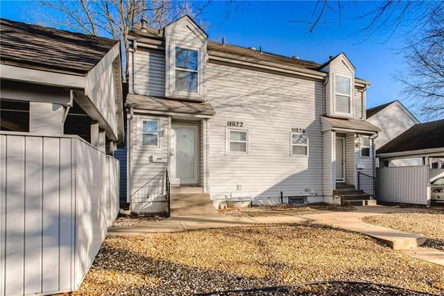 11922 E 59th Terrace, Kansas City, MO 64133 (#2257925) :: House of Couse Group