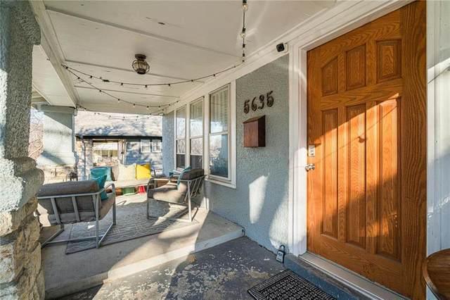 5635 Charlotte Street, Kansas City, MO 64110 (#2258336) :: Ron Henderson & Associates