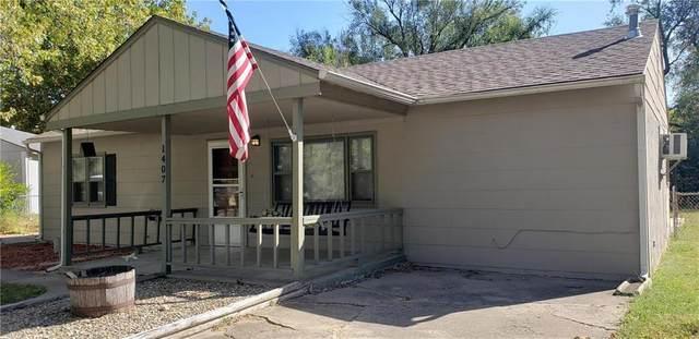 1407 SW Celtic Street, Topeka, KS 66611 (#2258792) :: Audra Heller and Associates