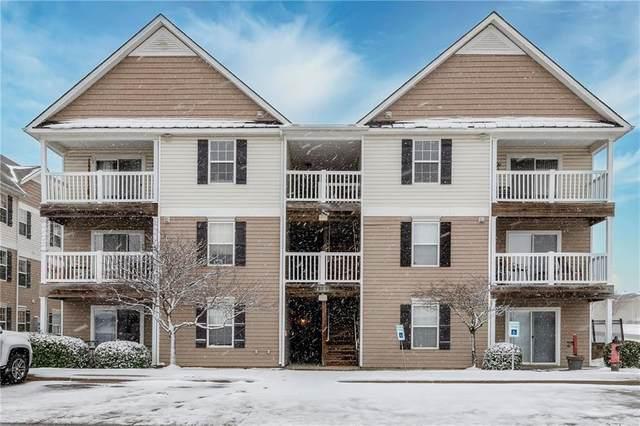 8121 N Lawndale Avenue 1B, Kansas City, MO 64119 (#2259116) :: Ron Henderson & Associates