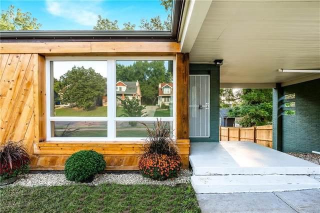 4441 Paseo Boulevard, Kansas City, MO 64110 (#2241001) :: Dani Beyer Real Estate