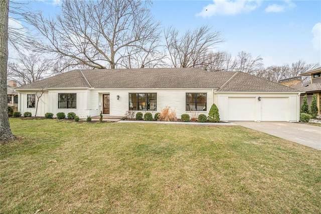 9410 Ensley Lane, Leawood, KS 66206 (#2250559) :: Team Real Estate