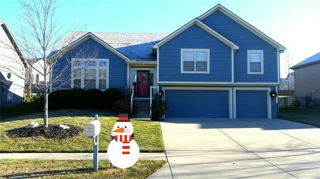1511 Honeysuckle Drive, Liberty, MO 64068 (#2254186) :: Audra Heller and Associates