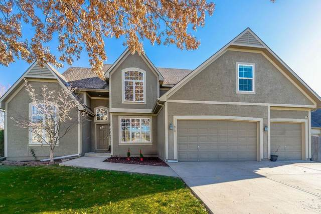619 Roanke Drive, Raymore, MO 64083 (#2254648) :: House of Couse Group