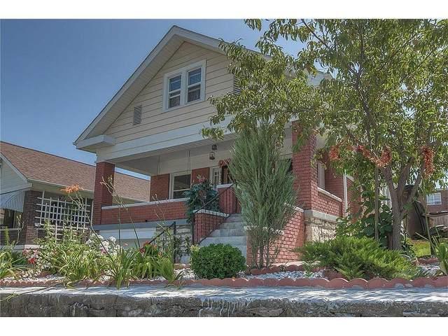 435 N 19TH Street, Kansas City, KS 66102 (#2256104) :: Audra Heller and Associates