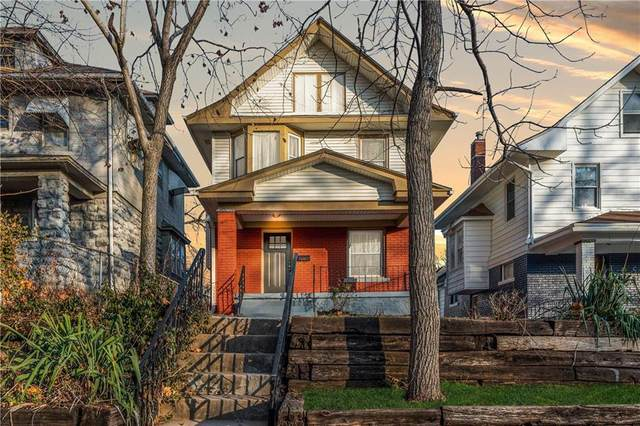 127 Kensington Avenue, Kansas City, MO 64123 (#2256645) :: Audra Heller and Associates
