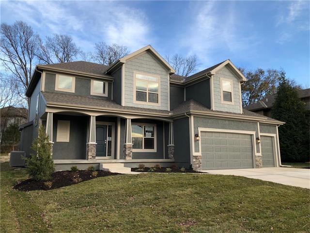 15033 S Turnberry Street, Olathe, KS 66061 (#2029552) :: Char MacCallum Real Estate Group