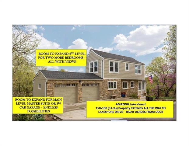 227 Apache Trail West Street, Lake Quivira, KS 66217 (#2115085) :: Team Real Estate