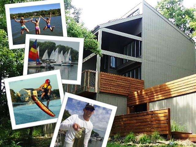 290 W Terrace Trail, Lake Quivira, KS 66217 (#2157414) :: House of Couse Group
