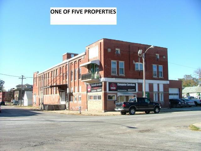 1522 S 10th Street, St Joseph, MO 64503 (#111519) :: HergGroup Kansas City