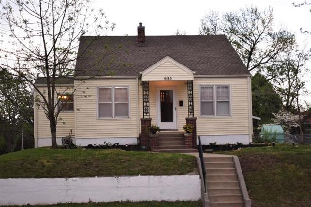 635 N 24th Street, St Joseph, MO 64506 (#117565) :: Edie Waters Network