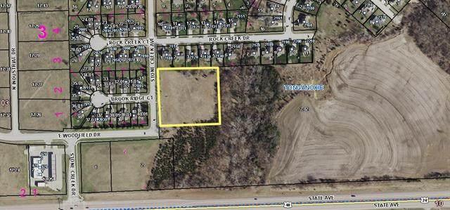Stone Creek Avenue, Tonganoxie, KS 66086 (MLS #1676555) :: Stone & Story Real Estate Group