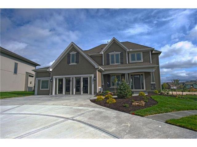 16074 W 163rd Terrace, Olathe, KS 66062 (#1985778) :: The Shannon Lyon Group - Keller Williams Realty Partners