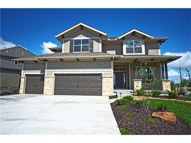 15954 W 163rd Terrace, Olathe, KS 66062 (#1988109) :: The Shannon Lyon Group - Keller Williams Realty Partners