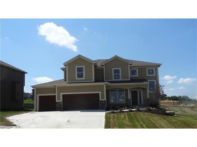 860 Ridge Drive, Lansing, KS 66043 (#2048977) :: Edie Waters Team