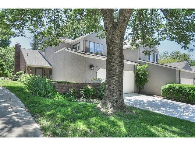 6235 Rosewood Court, Mission, KS 66205 (#2052728) :: The Shannon Lyon Group - Keller Williams Realty Partners