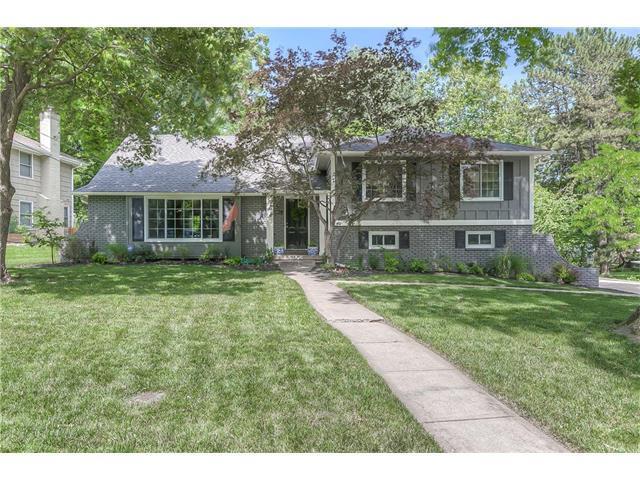 8025 Rosewood Drive, Prairie Village, KS 66208 (#2053298) :: The Shannon Lyon Group - Keller Williams Realty Partners