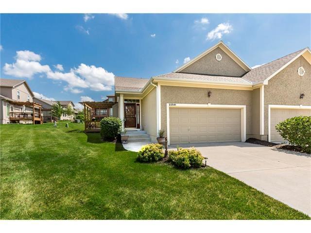 22541 W 72nd Street, Shawnee, KS 66227 (#2053440) :: The Shannon Lyon Group - Keller Williams Realty Partners