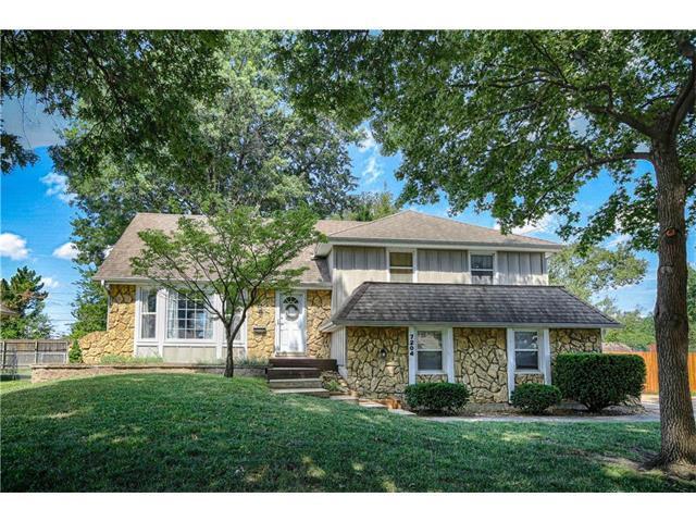 7204 Bond Street, Shawnee, KS 66023 (#2053479) :: The Shannon Lyon Group - Keller Williams Realty Partners