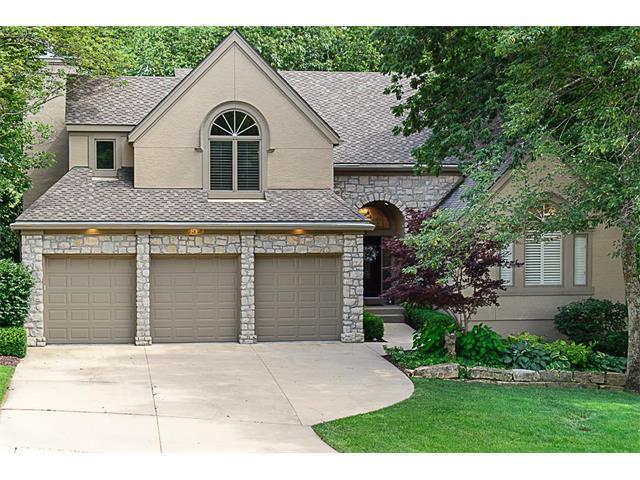 10321 S North Lake Avenue, Olathe, KS 66061 (#2053507) :: The Shannon Lyon Group - Keller Williams Realty Partners