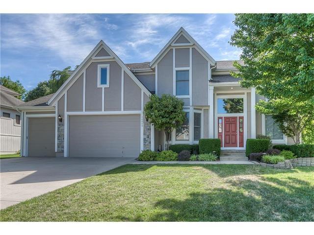 10808 Beverly Street, Overland Park, KS 66211 (#2053576) :: The Shannon Lyon Group - Keller Williams Realty Partners