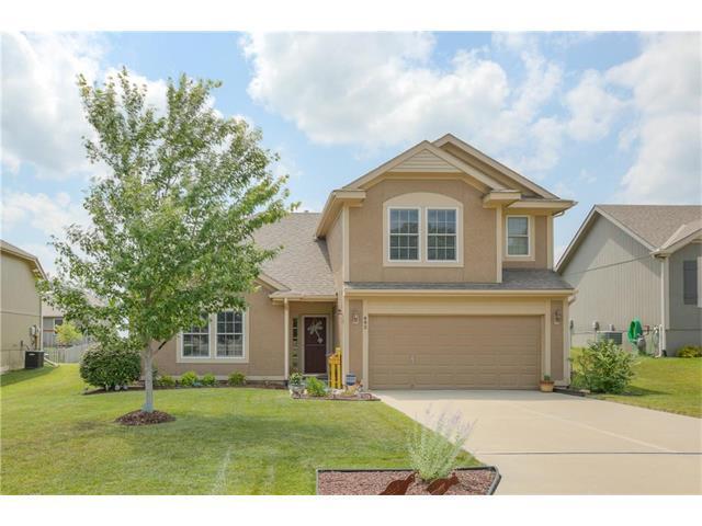 492 S 137th Place, Bonner Springs, KS 66012 (#2054189) :: Select Homes - Team Real Estate