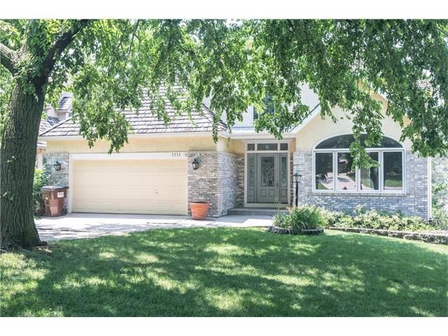 1111 Stone Meadows Drive, Lawrence, KS 66049 (#2055497) :: Select Homes - Team Real Estate