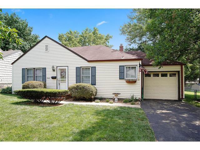 5101 W 51st Terrace, Roeland Park, KS 66205 (#2057519) :: Select Homes - Team Real Estate