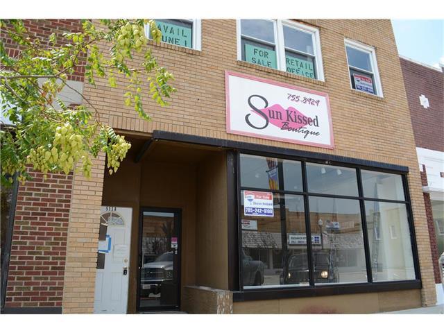 511 Main Street, Osawatomie, KS 66064 (#2058573) :: Carrington Real Estate Services