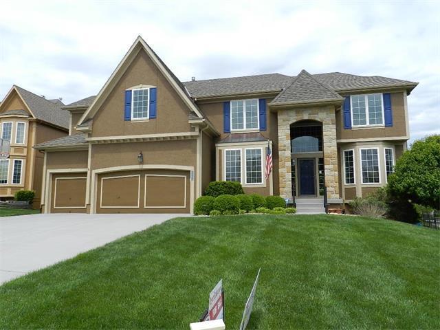 22204 W 58th Street, Shawnee, KS 66226 (#2058979) :: NestWork Homes