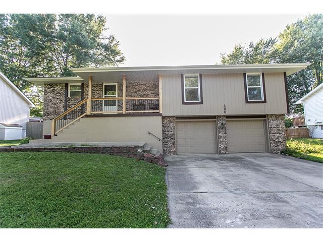 406 SE Wingate Street, Lee's Summit, MO 64063 (#2059126) :: NestWork Homes