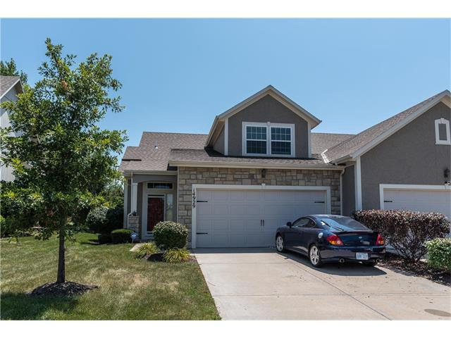 14929 W 64th Terrace, Shawnee, KS 66216 (#2059199) :: NestWork Homes