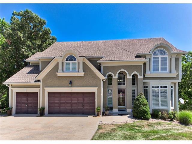 5809 NE Holiday Court, Lee's Summit, MO 64064 (#2059210) :: NestWork Homes