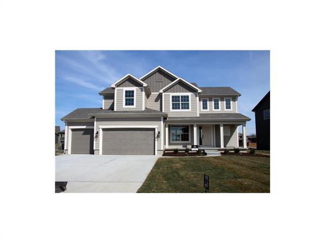 331 SE Brookside Drive, Lee's Summit, MO 64063 (#2059227) :: NestWork Homes
