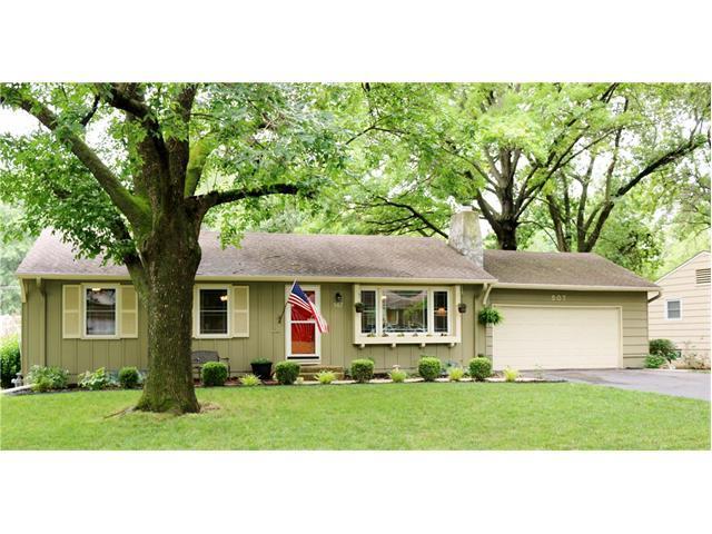 507 E 109th Street, Kansas City, MO 64131 (#2059280) :: NestWork Homes