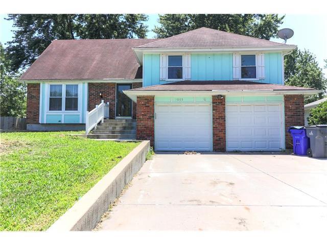 1005 E Piatt Lane, Olathe, KS 66061 (#2059289) :: NestWork Homes