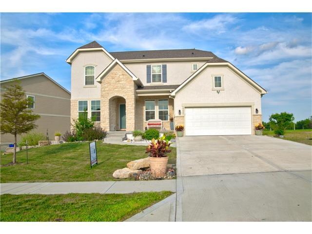 14445 S Houston Street, Olathe, KS 66061 (#2059465) :: Kedish Realty Group at Keller Williams Realty