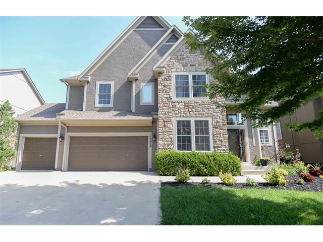 16674 W 155TH Terrace, Olathe, KS 66062 (#2059500) :: Kedish Realty Group at Keller Williams Realty