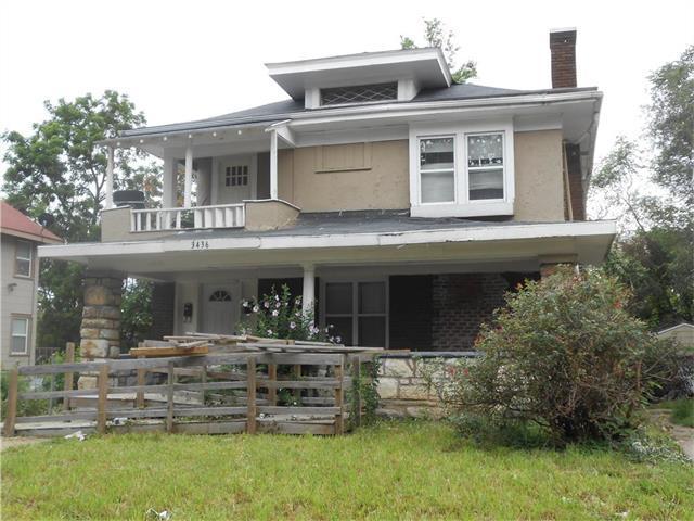 3436 Chestnut Avenue, Kansas City, MO 64128 (#2060911) :: The Shannon Lyon Group - Keller Williams Realty Partners