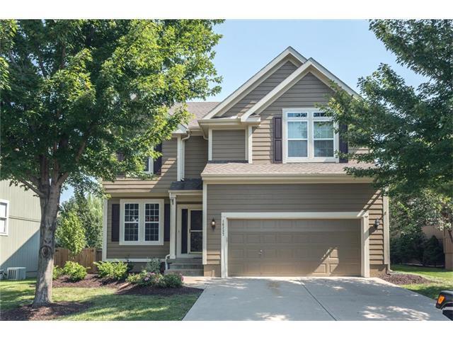 16237 W 156th Terrace, Olathe, KS 66062 (#2061473) :: Select Homes - Team Real Estate