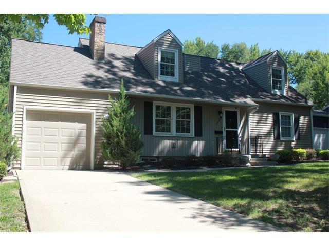 2400 W 79 Terrace, Prairie Village, KS 66208 (#2061680) :: The Shannon Lyon Group - Keller Williams Realty Partners